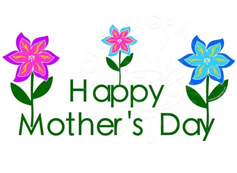 s day clip s day clipart mothers day flower pencil and in