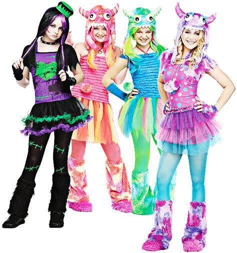 Dress Moster Dress Black costumes for