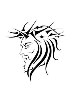 jesus tattoo template jesus vectors photos and psd files free download