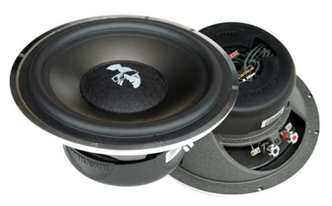 Speaker Mohawk mohawk mp 6 2 6 5 platinum 2 way component speakers