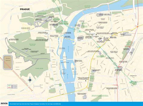 prague map printable travel maps of prague moon travel guides