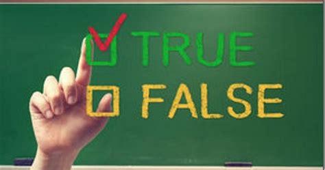 preguntas curiosas de verdadero y falso 25 preguntas sobre ciencia y cultura general que te har 225 n