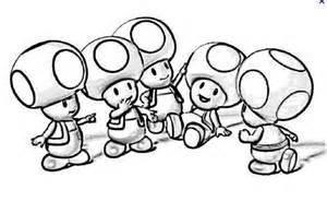 coloriage 224 imprimer personnages c 233 l 232 bres nintendo