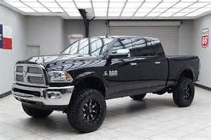2013 dodge ram 2500 diesel 4x4 laramie mega lifted