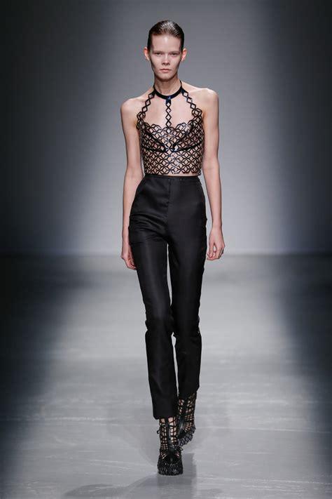 Catwalk Wardrobe by Iris Herpen Catwalk Fashion Show Fw2015 Team