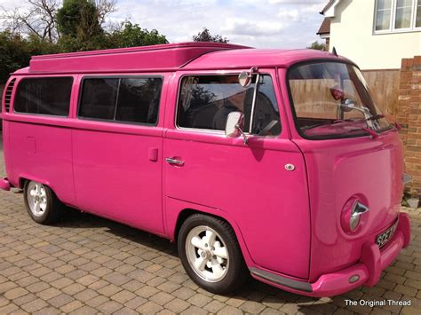 pink volkswagen van a new year a new set of challenges hello 2014