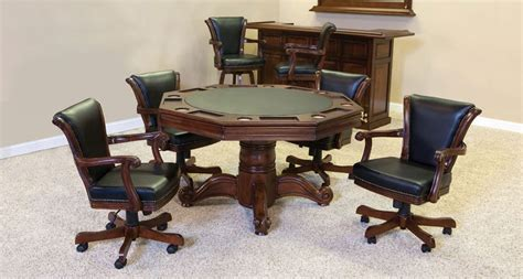 The C.L. Bailey Company   Winslow Game Table Set
