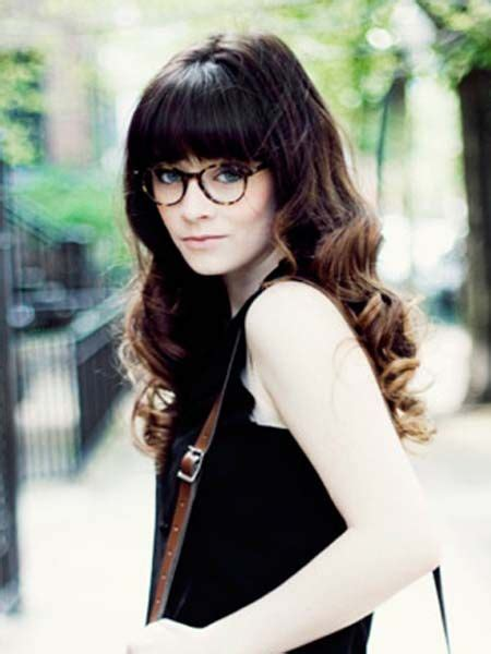 hairstyles bangs and glasses 10 hairstyles to wear with glasses and bangs andapo