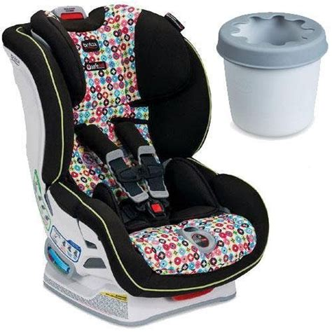britax car seat cup holder install britax boulevard clicktight convertible car seat with