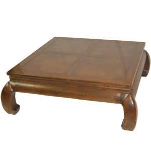 asian coffee table asian inspired burled ash coffee table at 1stdibs