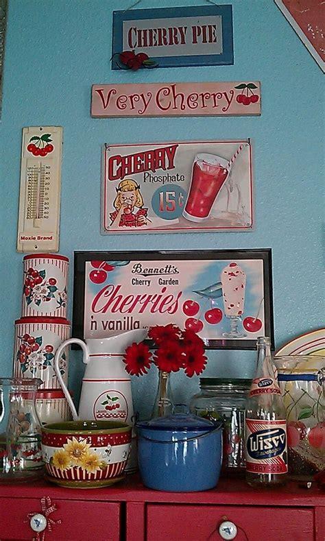 cherry kitchen decor 25 best ideas about cherry kitchen decor on