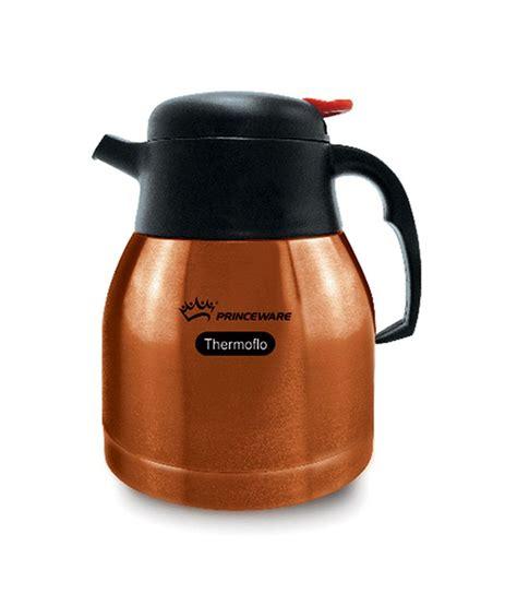 Vacum Mr P princeware brown stainless steel keena vacuum coffee pot