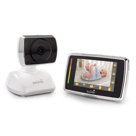 baby monitor summer infant touchscreen digital color