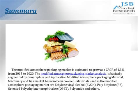 Modified Atmosphere Packaging Market Size by Global Modified Atmosphere Packaging Market Analysis Jsb