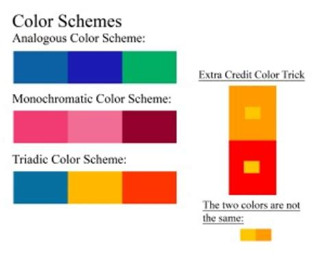 interesting color combinations exercises digital approaches to everything ever