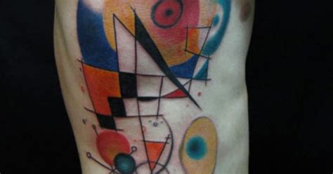 kandinsky tattoo kandinsky me kandinsky and