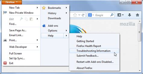 reset all firefox printer settings remove check24 newcheck4updates net completely