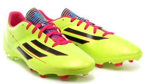 adidas f10 trx fg mens football boots new adidas f10 trx fg lime mens football boots size uk 8