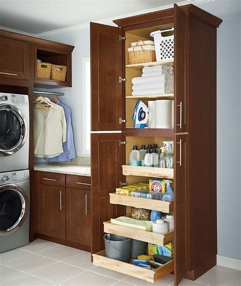cabinets for the laundry room best 25 laundry room cabinets ideas on