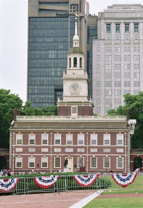 independence house south side independence hall
