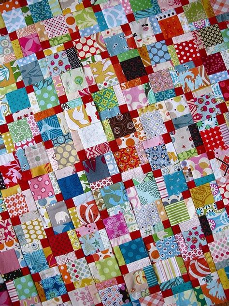 Quilting Scraps by Scrap Quilt Quilting
