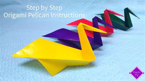 Origami Macaw Parrot Step By Step - origami bird step by step driverlayer search engine