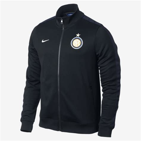 Jaket Ac Milan Best Seller pusat jersey jacket inter milan n98 black 2013 2014