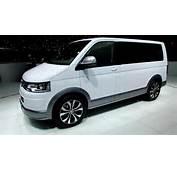 2014 Volkswagen Multivan Alltrack  Exterior And Interior Walkaround