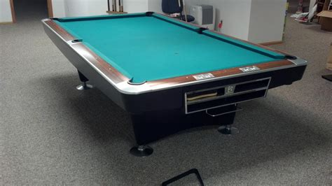 quality used pool tables by mr slate s billiard company