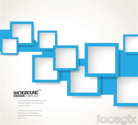 layout vector download blue box background vector over millions vectors stock