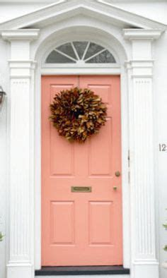 peach doors google search coral front doors front