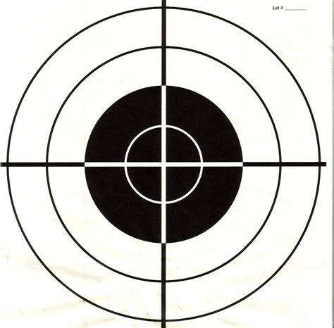 printable rifle pistol targets the gallery for gt printable targets for pistol shooting