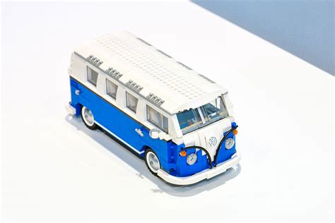 Custom Home Design by Volkswagen Shows Off Lego Constructed Microbus And Atlas