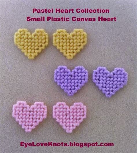 heart pattern for plastic canvas small plastic canvas hearts free plastic canvas pattern
