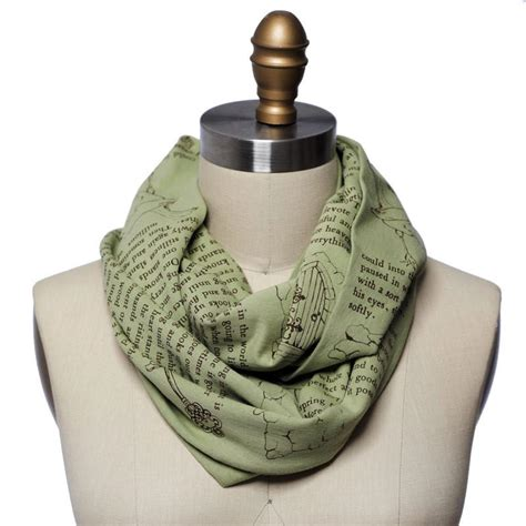 the secret garden book scarf book scarf literary scarf