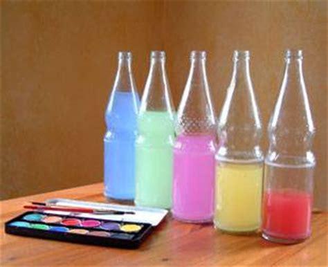 Basteln Mit Leeren Glasflaschen by Basteln Mit Kindern Selbst Gebastelte Musikinstrumente