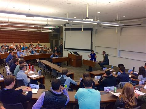 Uhd Mba Leveling Classes by Stanford Department Of Commerce