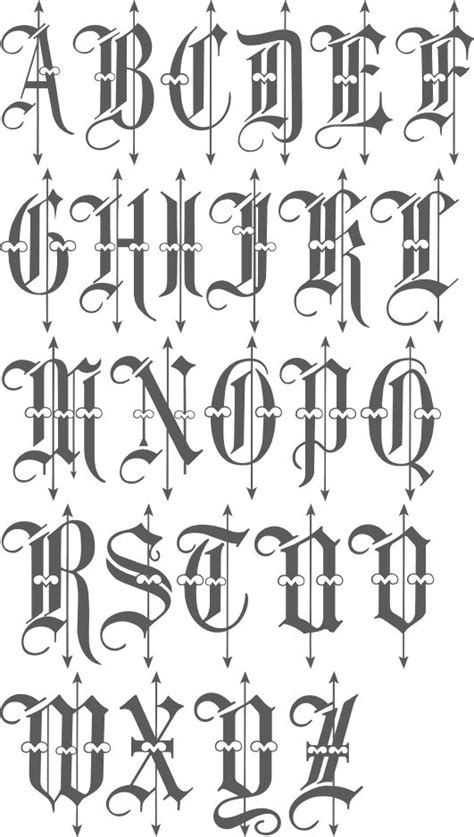 Letter No 9 Font Typografie Initialen And Kalligrafie On