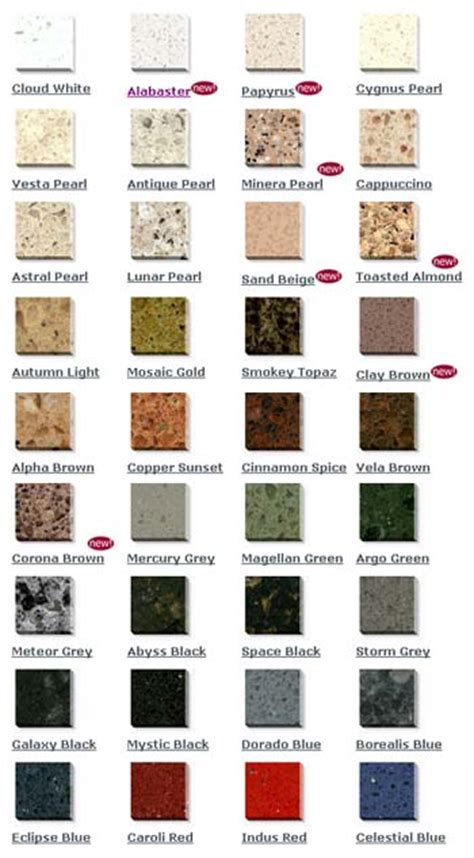 Zodiaq Countertop Colors by Kitchen Countertops Zodiaq By Dupont