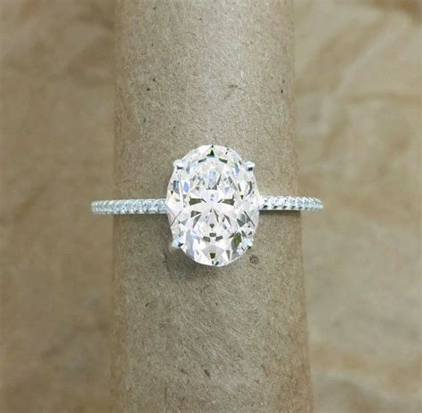 Oval Engagement Rings by 25 Best Ideas About Oval Engagement Rings On