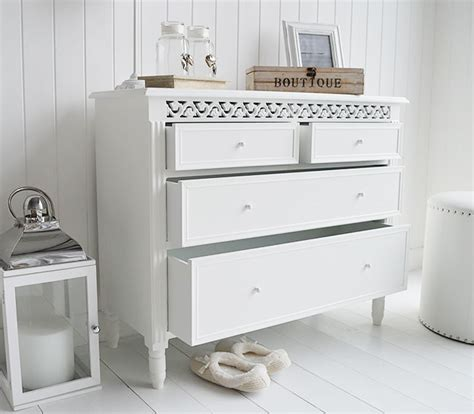 small white chest of drawers for bathroom new england white chest of drawers bedroom hall or