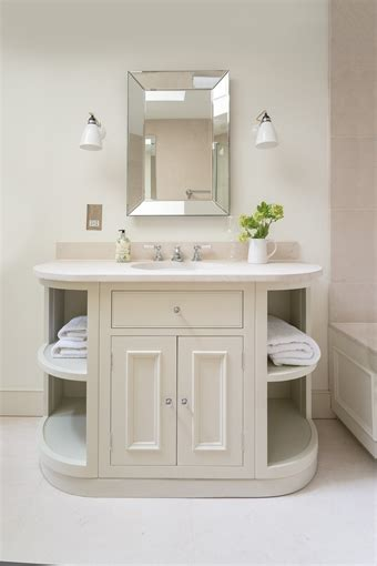 neptune bathroom furniture neptune chichester curved open base cabinet