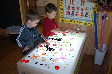 Light Table Preschool 301 moved permanently