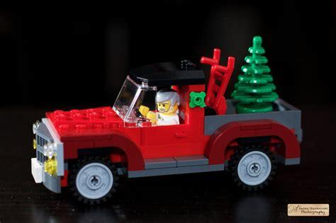 the christmas tree truck geek garage