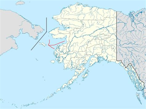 russia map alaska the isolated places in alaska where you can actually view