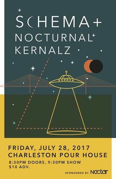 pour house charleston schema the nocturnal kernalz tickets the charleston pour house charleston sc