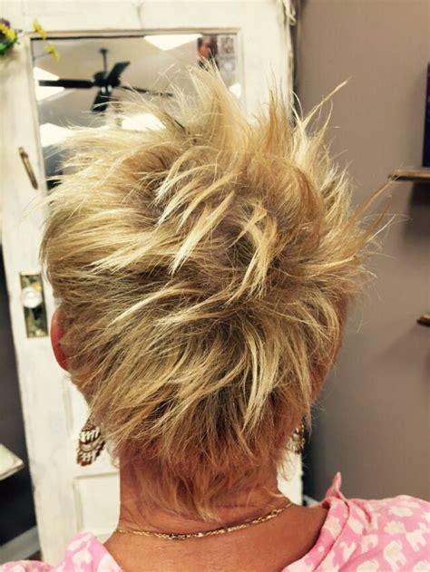 modern textured hairstyles razored short textured haircut at modern tekniques salon