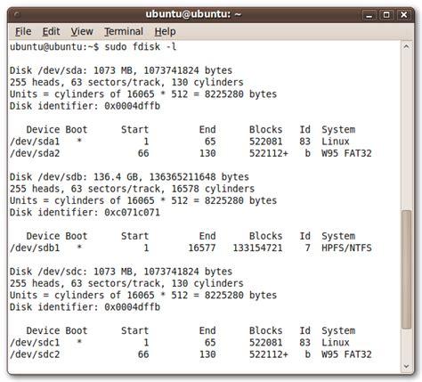 ubuntu live cd format hard drive clone a hard drive using an ubuntu live cd