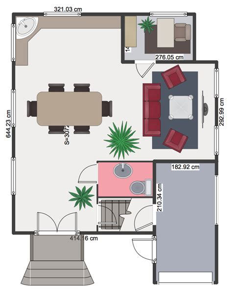 Create House Floor Plan flat design floor plan floor plans create floor plan