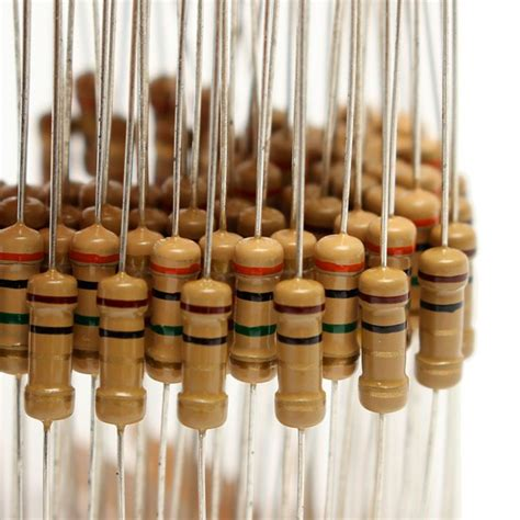 500pcs 1206 Smd Resistor 1 3 9 Ohm 300pcs 30 valore 1ohm 3m resistenza 1 2w carbonio